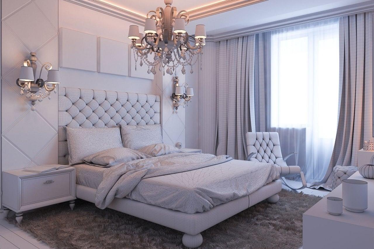 بالصور احدث غرف نوم 2019 , اجمل تصميمات غرف النوم 5586 6