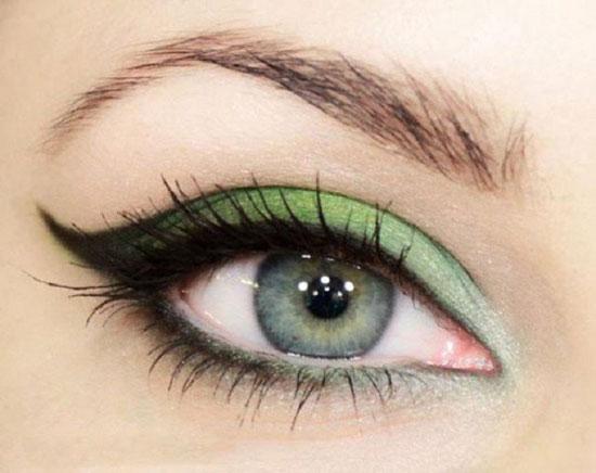 بالصور صور عيون خضر , اجمل خلفيات عين باللون الاخضر 6661 4