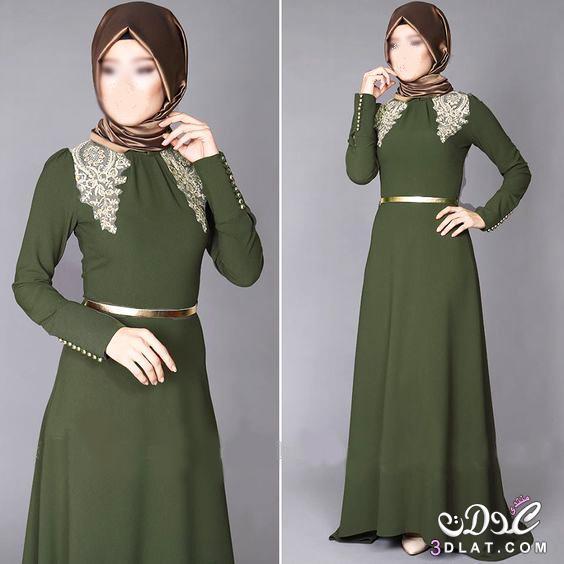 صورة ملابس تركية للمحجبات , موديلات تركيه للمحجبات 3113 4