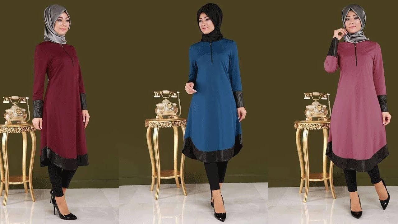 صورة ملابس تركية للمحجبات , موديلات تركيه للمحجبات 3113 7