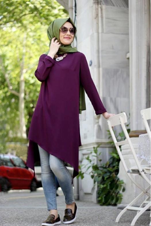 صورة ملابس تركية للمحجبات , موديلات تركيه للمحجبات
