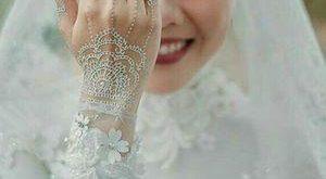 بالصور فساتين زفاف محجبات , اروع فساتين الزفاف 3143 12 300x165