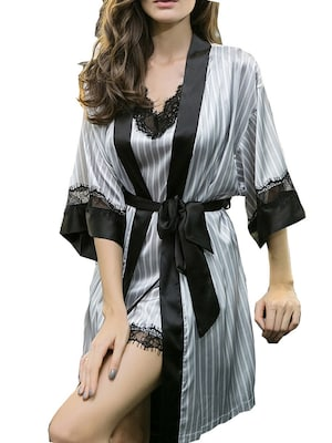 بالصور قمصان نوم قصيرة , قمصان نوم مثيرة بموديلات جديدة 3403 2