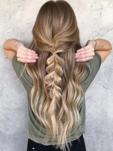 بالصور تسريحات شعر ناعمة , احدث قصات الشعر 3991 1