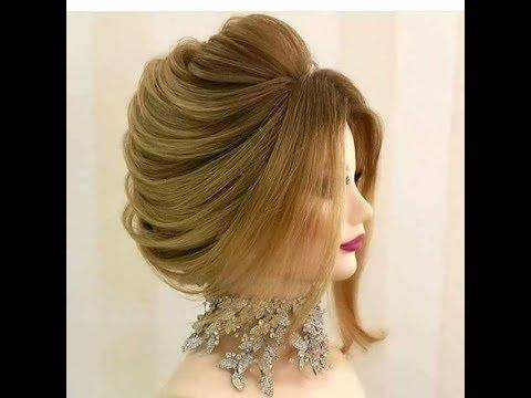 بالصور تسريحات شعر ناعمة , احدث قصات الشعر 3991 2