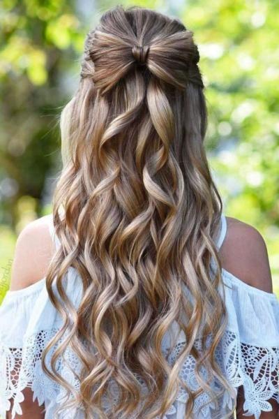 بالصور تسريحات شعر ناعمة , احدث قصات الشعر 3991