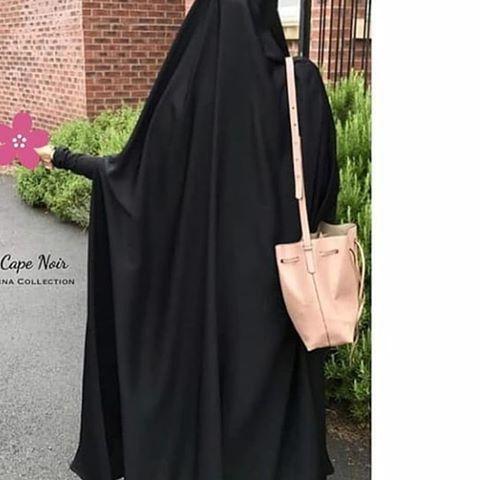 بالصور عباية الراس , تصاميم جديدة لعبايات الراس الاسلامية 4118 7