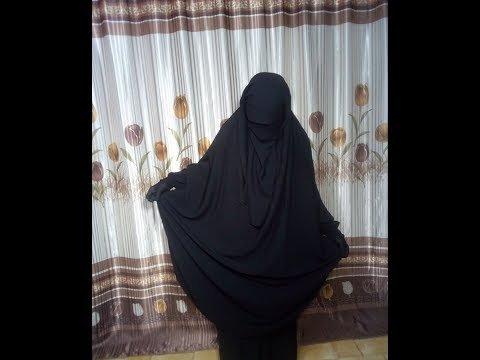 بالصور عباية الراس , تصاميم جديدة لعبايات الراس الاسلامية 4118 8