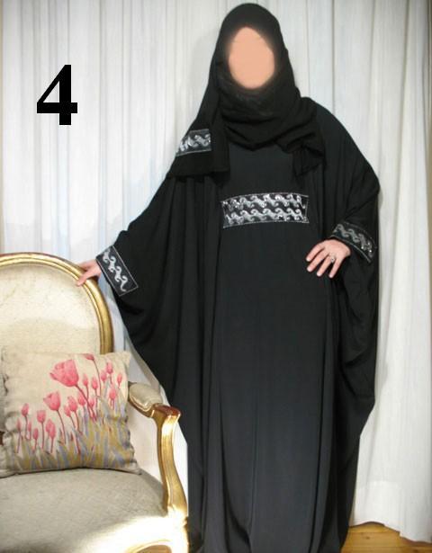 بالصور عباية الراس , تصاميم جديدة لعبايات الراس الاسلامية 4118 9