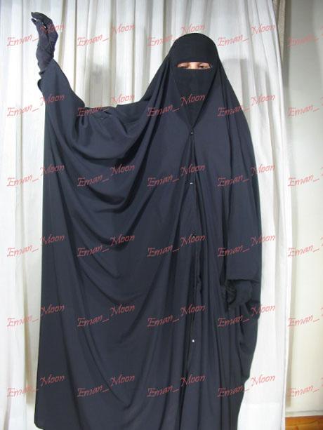 بالصور عباية الراس , تصاميم جديدة لعبايات الراس الاسلامية 4118