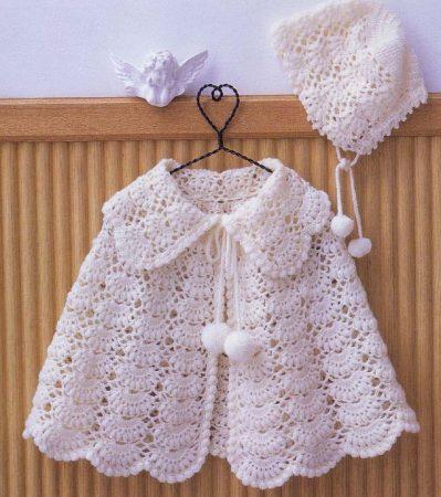 بالصور فساتين اطفال كروشيه , اجمل فستان اطفال كروشية 4130 2