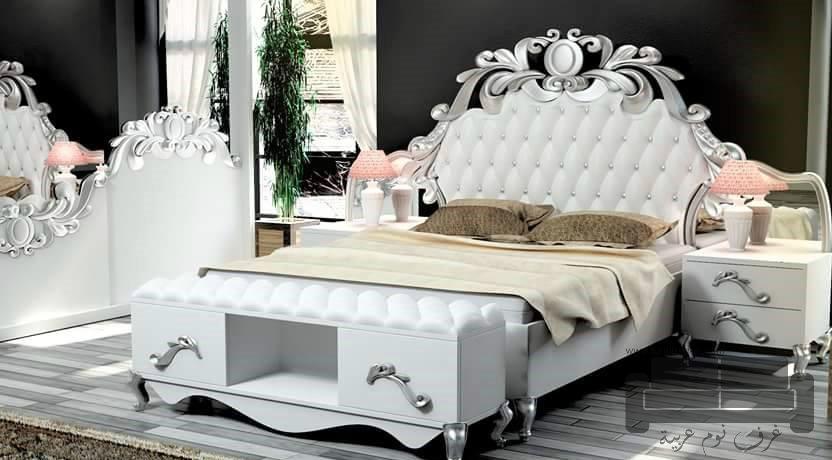 بالصور غرف نوم بيضاء , احدث تصميمات لغرف النوم البيضاء 866 11