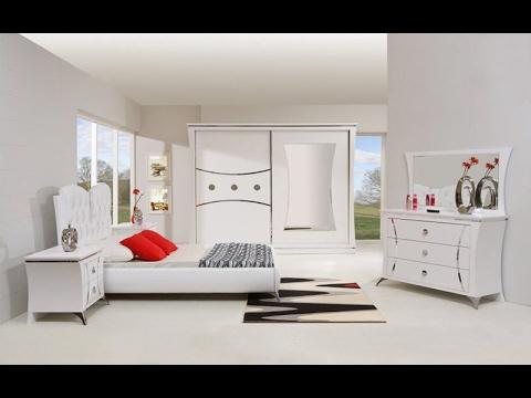 بالصور غرف نوم بيضاء , احدث تصميمات لغرف النوم البيضاء 866 2