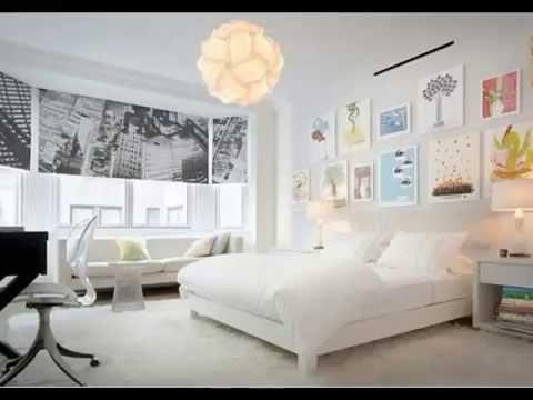 بالصور غرف نوم بيضاء , احدث تصميمات لغرف النوم البيضاء 866 3