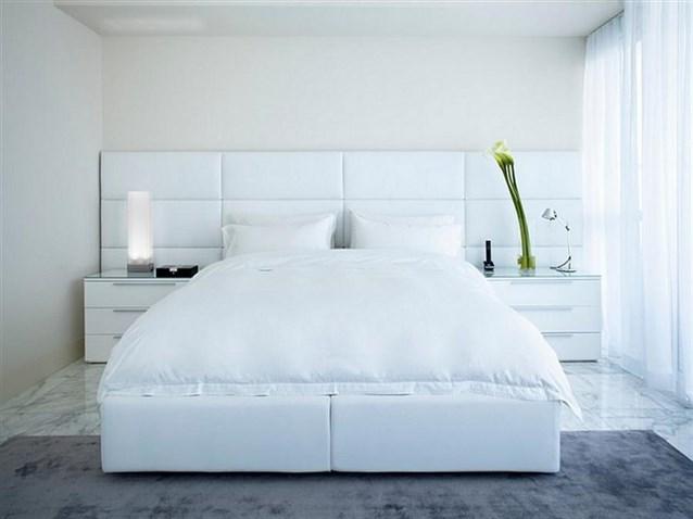 بالصور غرف نوم بيضاء , احدث تصميمات لغرف النوم البيضاء 866