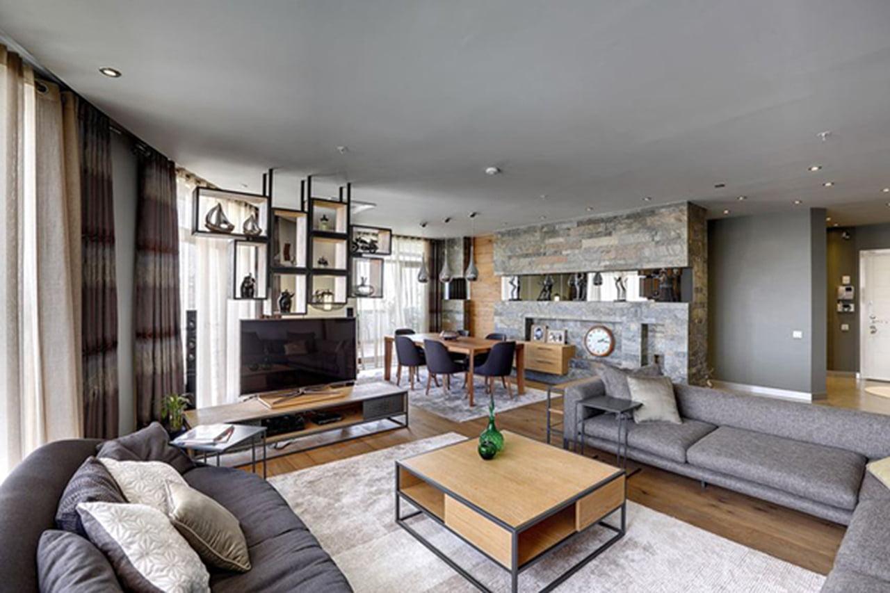 صور ديكورات منازل من الداخل , تصاميم داخلية للمنزل العصرى