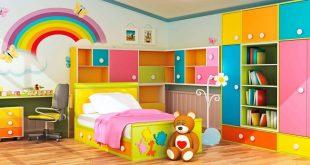 بالصور غرف نوم اطفال مودرن , احدث تصميمات غرف الاطفال المودرن 6338 16 310x165