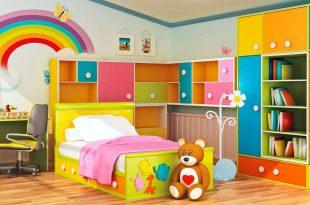 بالصور غرف نوم اطفال مودرن , احدث تصميمات غرف الاطفال المودرن 6338 16 310x205