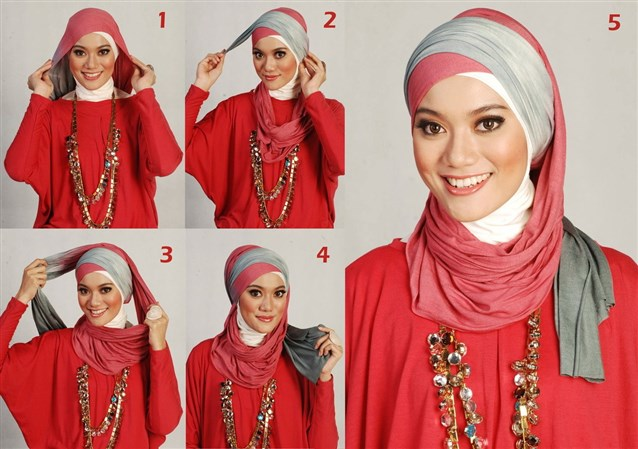 بالصور صور خمار , تصاميم جديدة للحجاب الاسلامى الانيق 6623 10