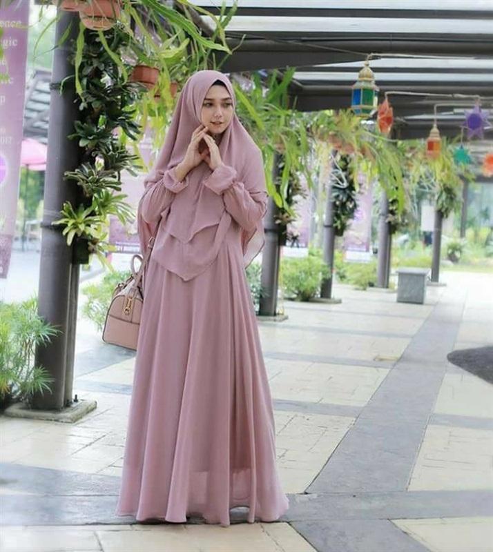 بالصور صور خمار , تصاميم جديدة للحجاب الاسلامى الانيق 6623 3