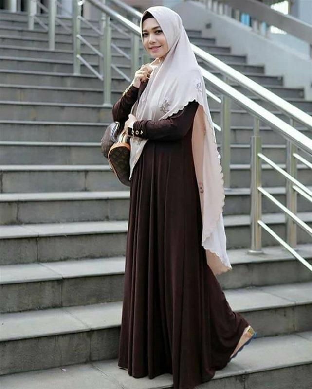 بالصور صور خمار , تصاميم جديدة للحجاب الاسلامى الانيق 6623 5
