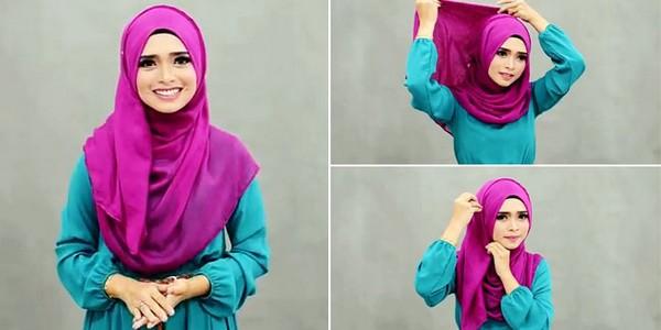بالصور صور خمار , تصاميم جديدة للحجاب الاسلامى الانيق 6623 8