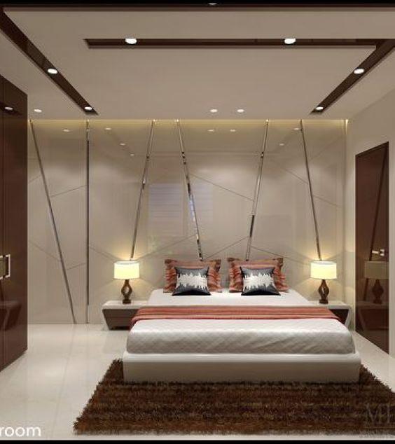 صور ديكورات جبس غرف نوم , تصميمات جبس مودرن لغرف النوم