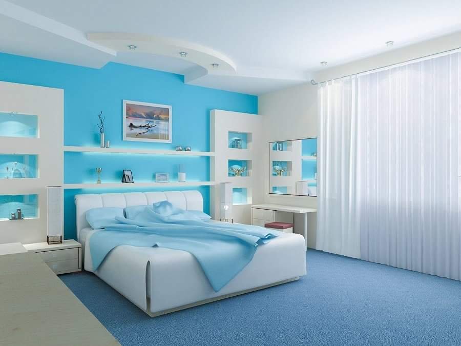 بالصور ديكورات جبس غرف نوم , تصميمات جبس مودرن لغرف النوم 6640 12