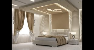 بالصور ديكورات جبس غرف نوم , تصميمات جبس مودرن لغرف النوم 6640 15 310x165