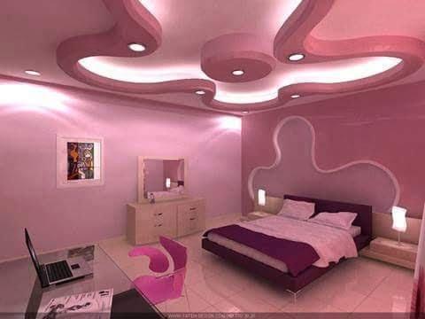 بالصور ديكورات جبس غرف نوم , تصميمات جبس مودرن لغرف النوم 6640 7