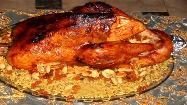 صور طريقة عمل الرومى , الطريقة المثلى لطهى الديك الرومى