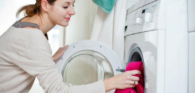 صور طرق غسل الملابس , الطريقة الصحيحة لتنظيف الملابس