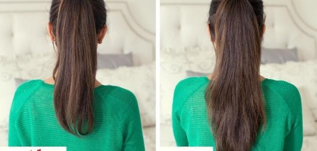 صور وصفة لتكثيف الشعر في اسبوع , خلطات طبيعية وامنة لزيادة كثافة الشعر