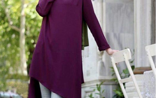 صورة اللباس التركي للمحجبات , موديلات جديدة للملابس التركي المحتشمة