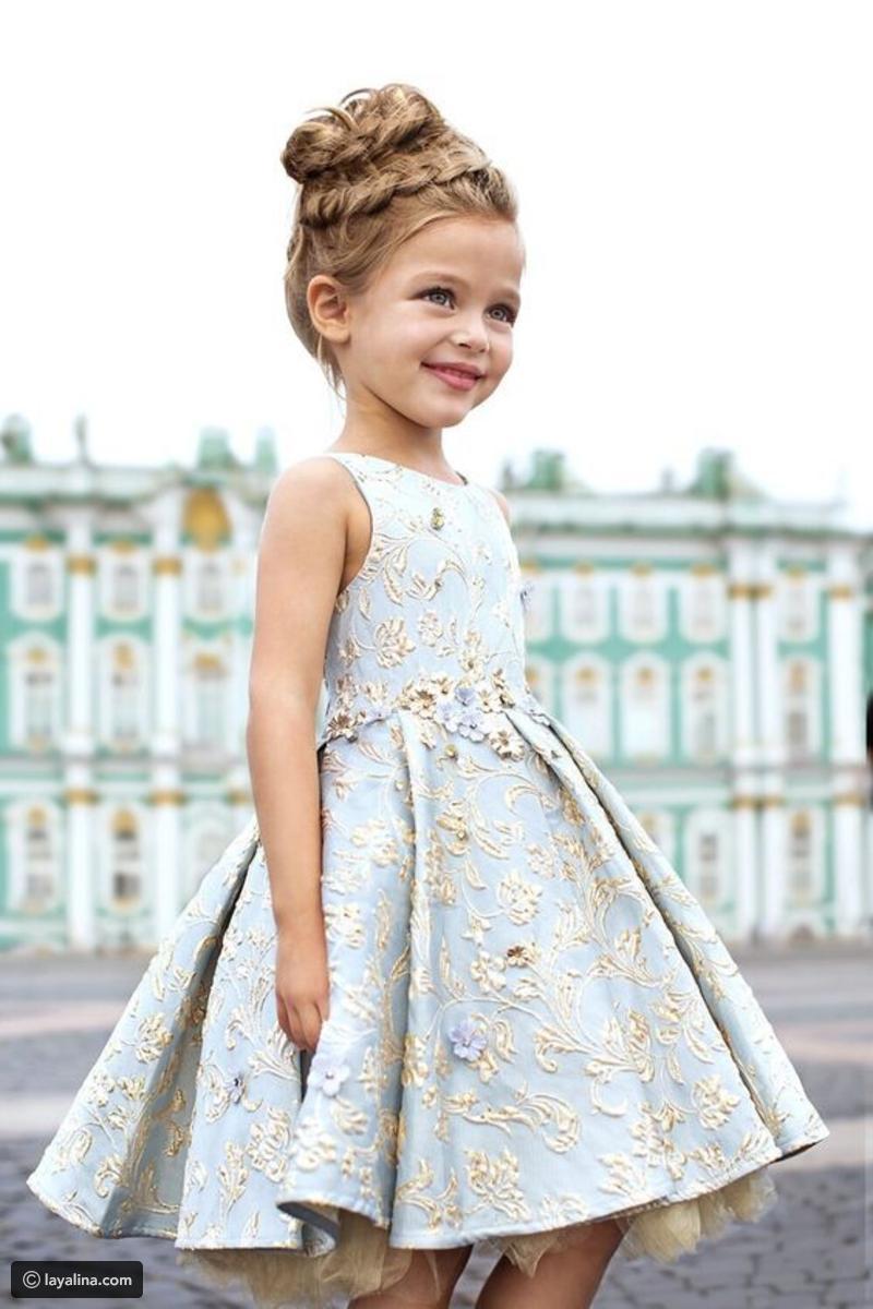 بالصور فساتين اطفال قصيرة , فساتين اطفال قصيرة روعة 11450 4