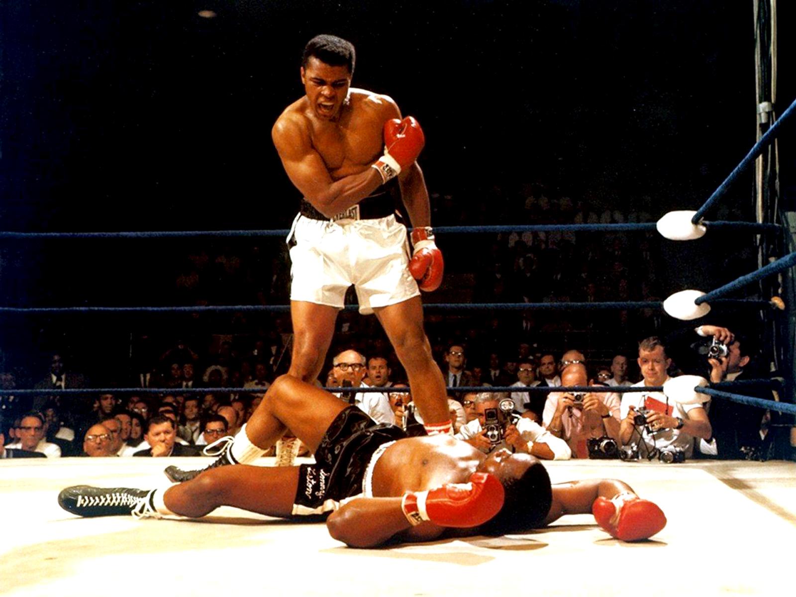 صور قصة محمد علي كلاي , قصة الملاكم محمد علي كلاي