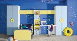 بالصور غرف اطفال باللون الازرق , احلى غرف نوم لاطفال باللون الازرق 11558 2 310x165
