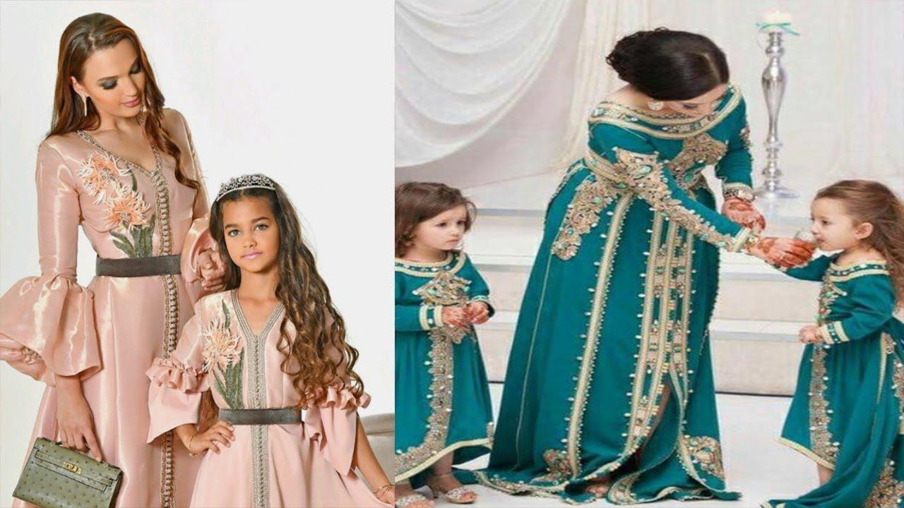 بالصور ام وبنتها بنفس اللبس , اجمل ملابس بين الام و بنتها 11651 9