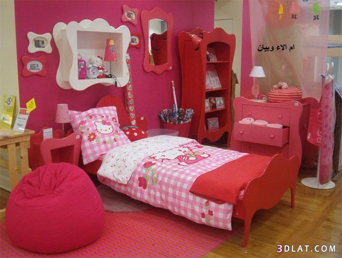 بالصور افكار لغرف نوم بنات , اجمل افكار لغرف النوم بنات 11762 2