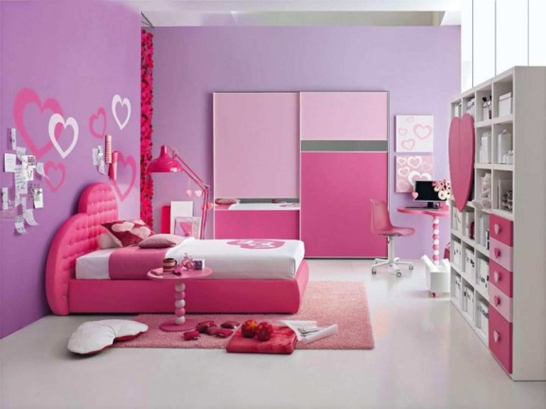 صور افكار لغرف نوم بنات , اجمل افكار لغرف النوم بنات