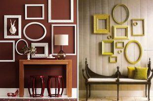 صورة ديكورات خشبية للحائط , اشيك ديكورات خشبية للحائط
