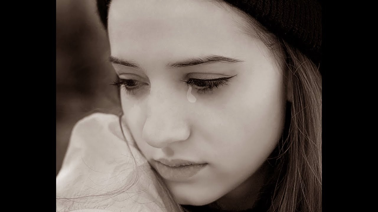 بالصور صور حزينة بنات , صور حزينه و مبكي للبنات 11802 9