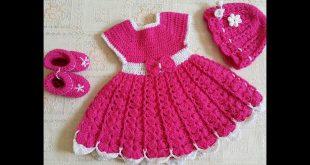 صور فساتين صوف بناتي , تعرف الان على اجمل الفساتين صوف بناتي