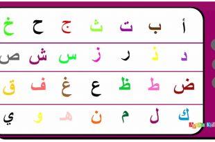 صورة عدد الحروف العربية , تعرف على عدد الحروف العربية