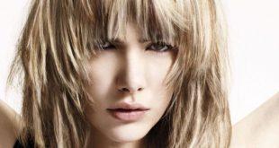 صورة تسريحات سهرات للشعر القصير , زيني شعرك باحلى تسريحات