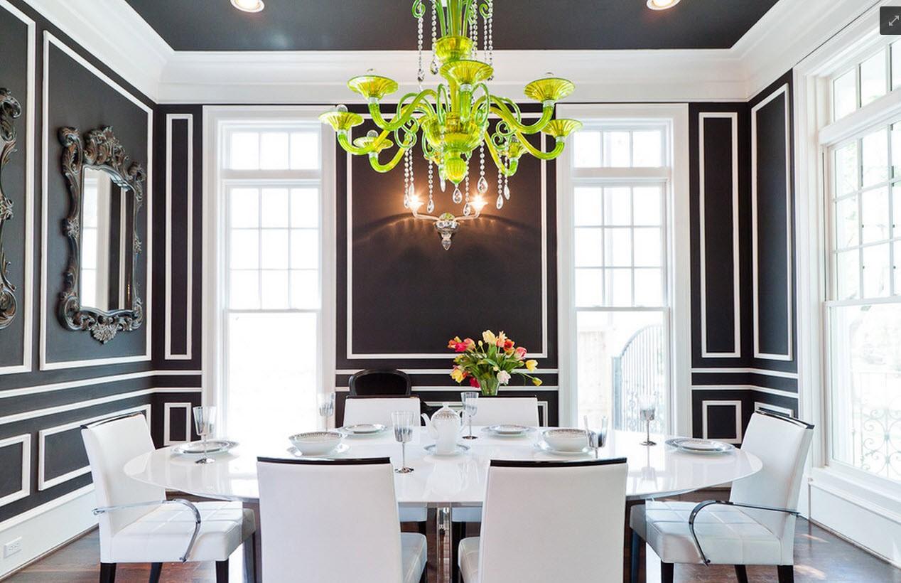 صور تنسيق دهانات المنزل , تعلمى فن تنظيم الالوان لدهان المنزل