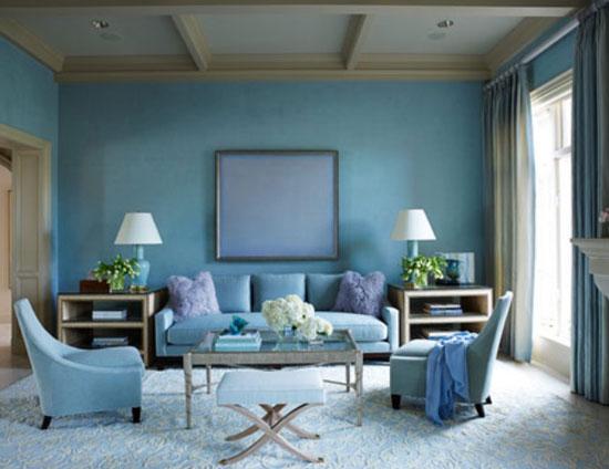 بالصور تنسيق دهانات المنزل , تعلمى فن تنظيم الالوان لدهان المنزل 12452 5