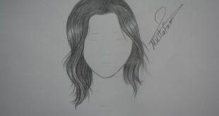 بالصور طريقة رسم الشعر , ابسط طريقة لتعلم رسم الشعر 12464 2 310x165