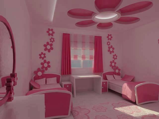 بالصور ديكورات اوض اطفال , افكار جديدة لغرف نوم الاطفال 12480 10