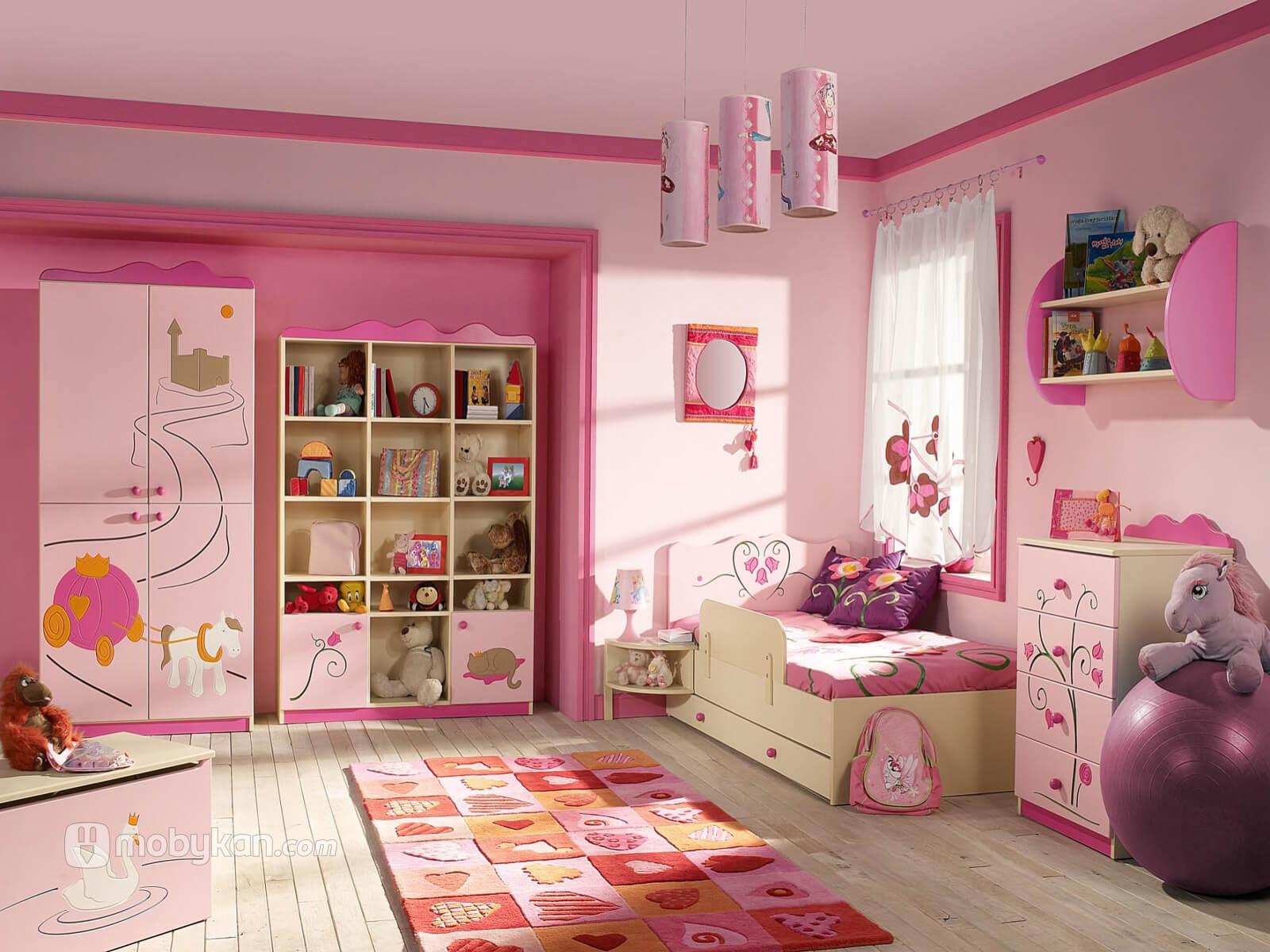 بالصور ديكورات اوض اطفال , افكار جديدة لغرف نوم الاطفال 12480 2